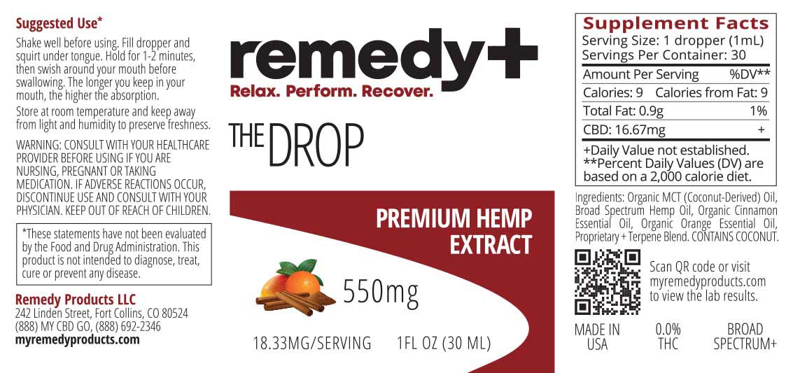 Remedy-The-Drop-ingredients