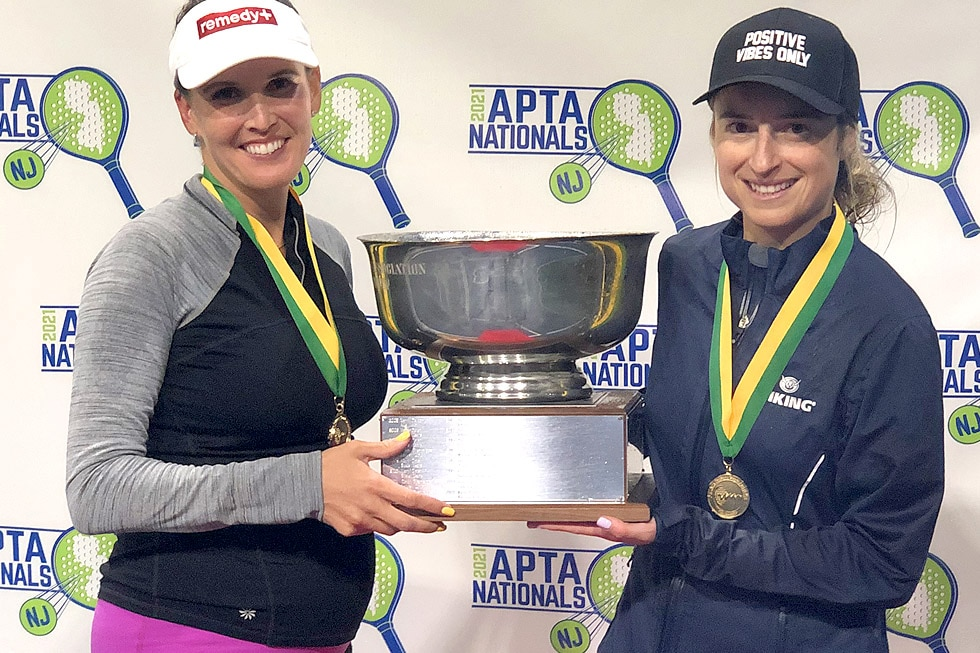 Hanisch and Zubori Grab Top Honors in Epic Fashion